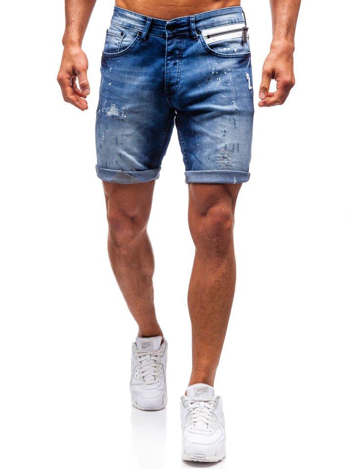 farmer nadrág rövid férfi
